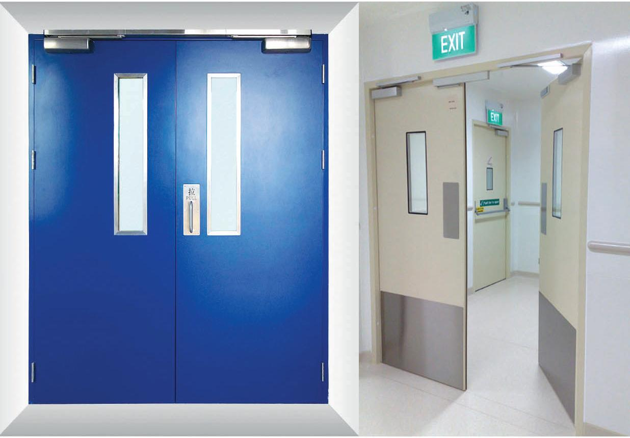 Fire rated steel doors - What is a fire rated door ...